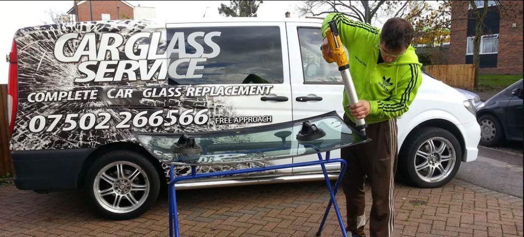 Car Glass Service -Windscreen Replacement & Repair