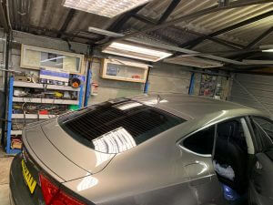 Car Glass Service - Windscreen Replacement and Repair London Service - Window Tinting Audi A7